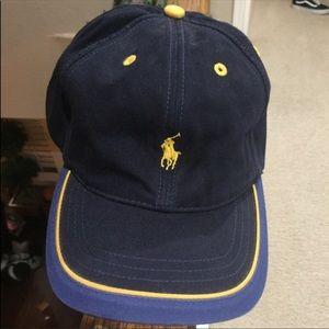 VTG Polo cap Rare find